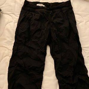 Lululemon Capris studio pants